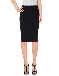 Aquilano Rimondi Aquilano Rimondi Skirts Knee Length Skirts Women Black