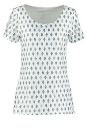 Tom Tailor Print Tshirt Whisper White