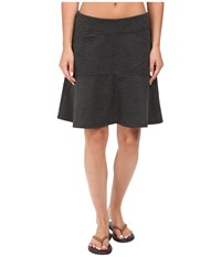 Prana Gianna Skirt Charcoal Women's Skirt Gray