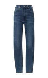 Citizens Of Humanity Chrissy High Rise Skinny Jeans Dark Wash