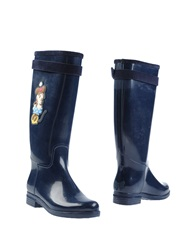 Atelier Fixdesign Boots Dark Blue