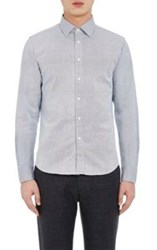 Brooklyn Tailors Men's Slim Fit Shirt Grey