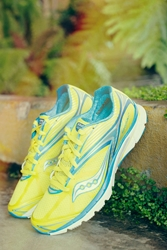 Saucony Kinvara 4 Women's Running Shoe Bright Yellow