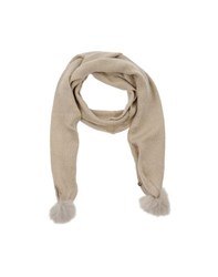 Scee By Twin Set Accessories Oblong Scarves Women