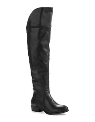 Report Signature Gema Over The Knee Boots Black