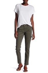 Supplies By Unionbay Mallory Skinny Ankle Pant Green