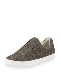 Derek Lam 10 Crosby Laurel Felt Slip On Sneaker