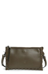 French Connection Faye Faux Leather Crossbody Bag
