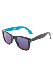 Your Turn Sunglasses Darke Neon Blue Black