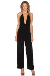 Backstage Sammie Jumpsuit Black