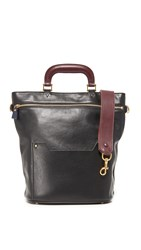 Anya Hindmarch Orsett Top Handle Bag Black