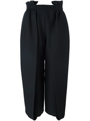 Fendi Paper Bag Waist Trousers Black