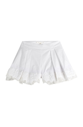 Jonathan Simkhai Embroidered Shorts