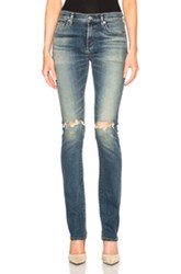 Citizens Of Humanity Premium Vintage Agnes Long In Blue