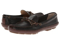 Frye Harbor Tie Black Wyoming Men's Slip On Shoes