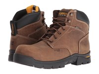 Carolina 6 Waterproof Composite Toe Work Boot Tan Men's Work Boots