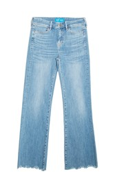 Mih Jeans Lou Flared Jeans Blue