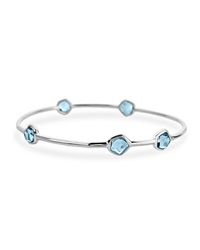 Ippolita London Blue Topaz Station Bangle