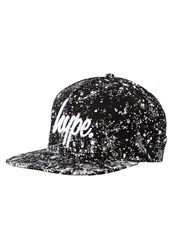 Hype Cap Black White