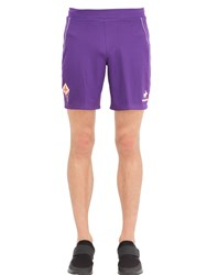 Le Coq Sportif Official Acf Fiorentina Football Shorts