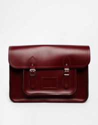 The Cambridge Satchel Company 15' Backpack Burgundy