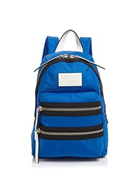 Marc By Marc Jacobs Domo Arigato Mini Packrat Color Block Backpack Neptune Blue