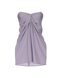 M Missoni Topwear Tube Tops Women Lilac