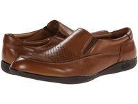 Jambu Belfast Hyper Grip Chestnut Men's Dress Flat Shoes Brown