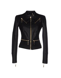 Mangano Coats And Jackets Jackets Women Black