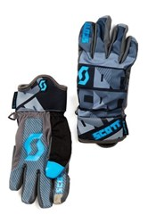 Scott Sports Unisex Team Block Gloves Multi