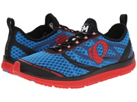 Pearl Izumi Em Tri N 2 Brilliant Blue Firey Red Men's Running Shoes