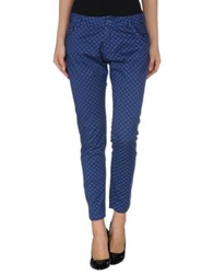 Guardaroba Casual Pants Blue