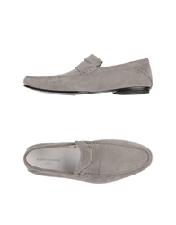 Alberto Guardiani Moccasins Grey