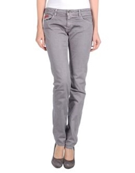 Unlimited Denim Pants Mauve