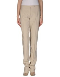 Antonio Berardi Dress Pants Beige