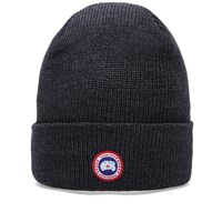 Canada Goose Merino Wool Watch Cap Grey