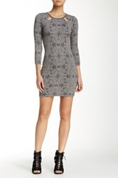 Rip Curl Woodland Knit Dress Green