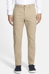 Citizens Of Humanity Slim Fit Chinos Beige