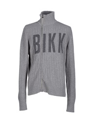 Bikkembergs Turtlenecks Grey