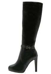 Gaudi' Gaudi Dama High Heeled Boots Black