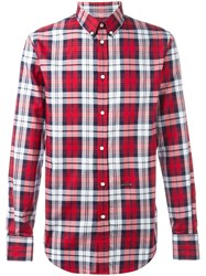 Dsquared2 Classic Plaid Shirt