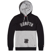 Undefeated Competitive Pullover Hoody Black