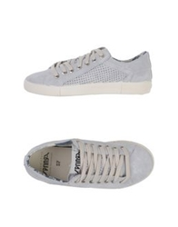 Springa Low Tops And Trainers Light Grey