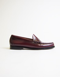 G.H. Bass And Co. Weejuns Classic Penny Loafer Burgundy