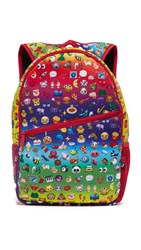 Zara Terez Backpack Rainbow Emoji