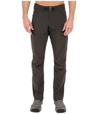 Arc'teryx Lefroy Pants Magnet Men's Casual Pants Gray