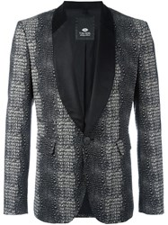 Tom Rebl 'Reptile' Blazer Black