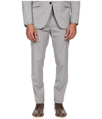Theory Marlo T U.New Tailor Pants Alloy Men's Casual Pants Gray