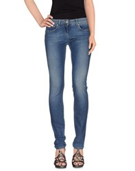 Daniele Alessandrini Denim Denim Trousers Women Blue