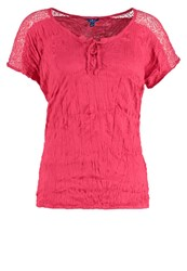 Tom Tailor Print Tshirt Blushing Pink